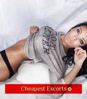 cheapest escorts